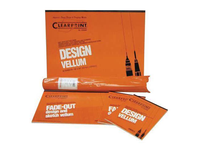 Alvin CP12201510 Vellum 20lb 8.5x11 100 Sht Pk