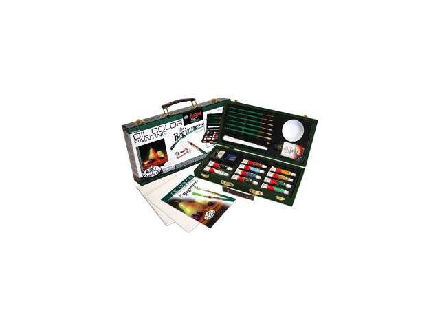 Alvin RSET-OIL3000 Oil Paint Beginner Box Set