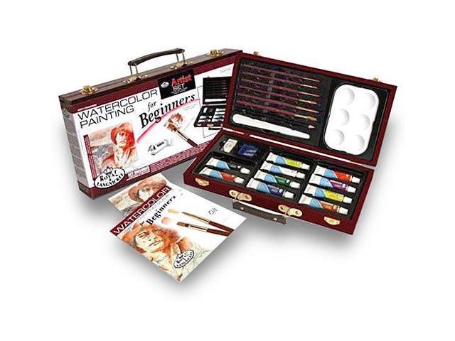 Alvin RSET-WAT3000 Watercolor Paint Beginner Box Set