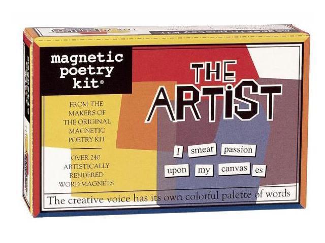 Alvin MAG3125 Artist Mag Poetry Kit 200+ Pc
