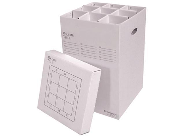 Alvin Mgr-25-9 Rolled Storage File - 9 Slot