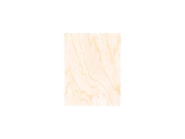 Alvin C26043 8.5 in. x 11 in. Real Wood Thin Birch Sheet - Pack of 6