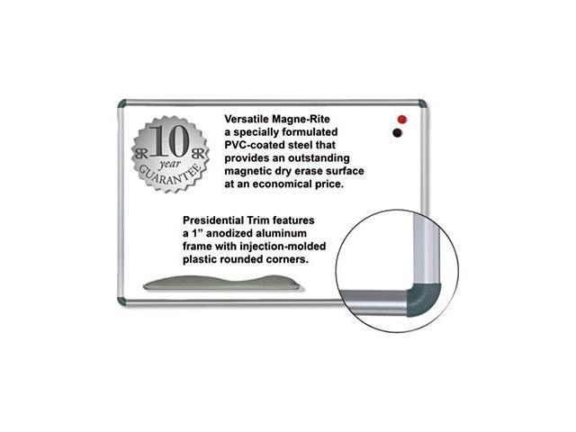 Balt Magna Rite Magnetic Marker Boards, White - BLT219PB