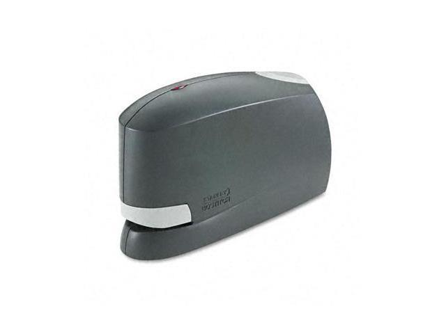 Stanley Bostitch 2210 Electric Stapler with Anti-Jam Mechanism  20 Sheet Cap  Black