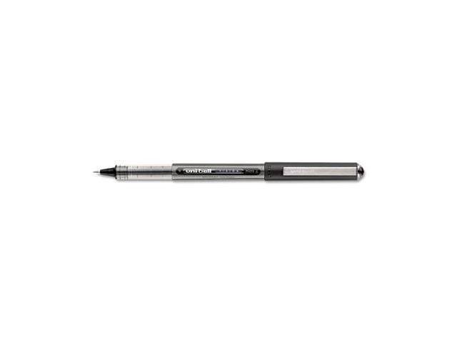 Sanford Ink 60106 Vision Roller Ball Stick Water-Proof Pen, Black Ink, Micro, Dozen