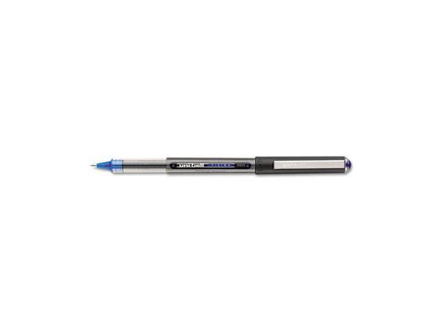 Sanford Ink 60108 Vision Roller Ball Stick Water-Proof Pen, Blue Ink, Micro, Dozen