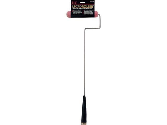 Gam Paint Brushes 6-.50in. Draylon Micro Roller Frame & Cover  PT01772