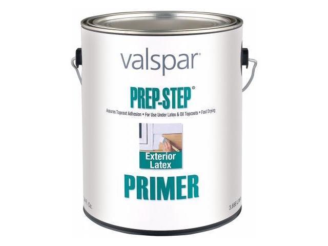 valspar brand 1 gallon prep step exterior based primer 44 981 gl. Black Bedroom Furniture Sets. Home Design Ideas
