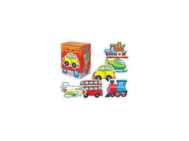 The Original Toy Company 203 - Transport Puzzles Set