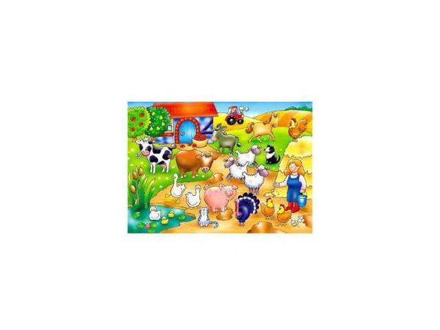 The Original Toy Company 217 - Who's On The Farm Puzzle