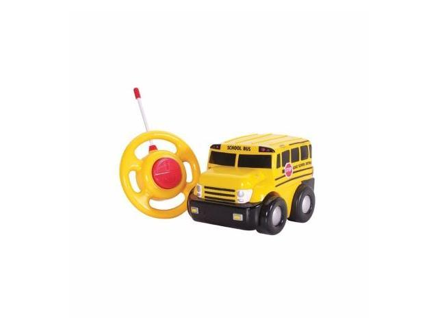 Kid Galaxy 115798 My 1st RC-School bus with sound