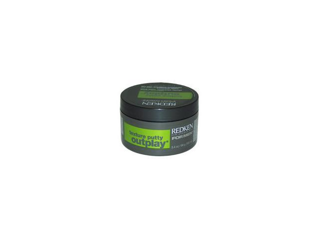 Redken Mens Outplay Texture Putty Maximum Control 3.4 Oz