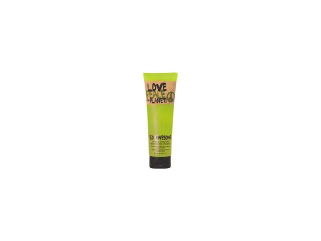 TIGI Love Peace The Planet Eco Awesome Cranberry Orange Mint Moisturizing Shampoo 8.45 oz