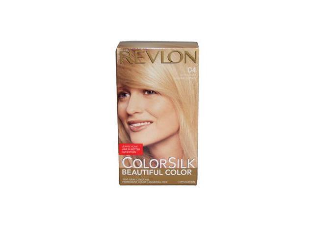 colorsilk Beautiful Color #04 Ultra Light Nat Blnd - 1 Application Hair Color