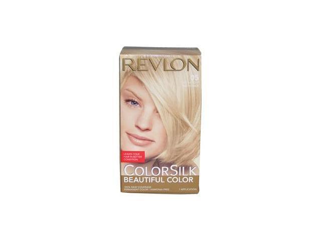 Colorsilk By Revlon Ultra Light Ash Blonde sku787903