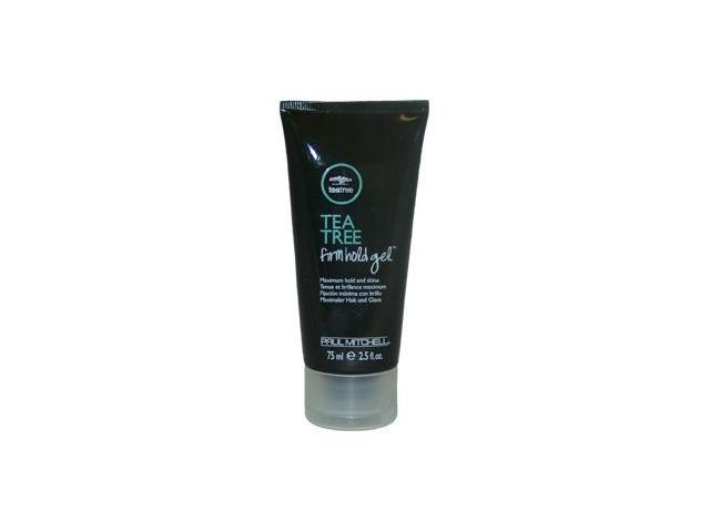Tea Tree Firm Hold Gel by Paul Mitchell for Unisex - 2.5 oz Gel