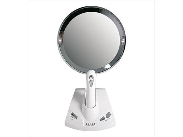 Zadro Power Zoom Vanity Mirror (1X to 5X) Model No. PZV01