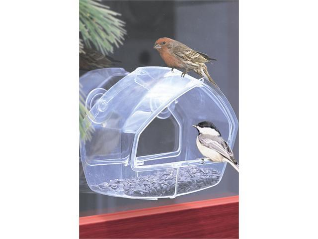 Birdscapes Clear Window Feeder Woodstream Miscellaneous 348 078978348004