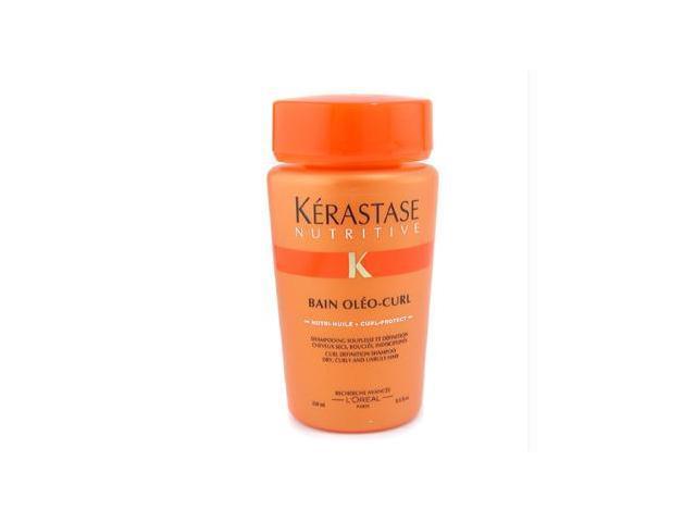 Kerastase Nutritive Bain Oleo - Curl Curl Definition Shampoo - 250ml/8.5oz