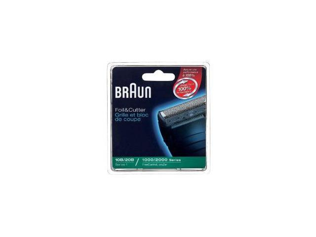 Procter and Gamble 10069055854010 Braun Series 1 Combi 10B