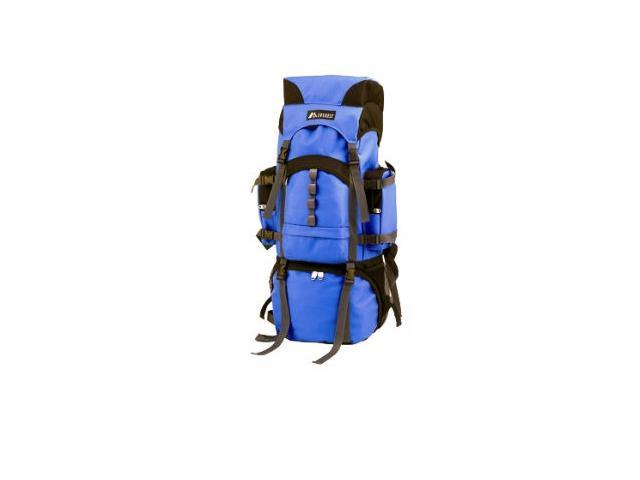 Everest 8045DLX-BK 28 in. 600 Denier Polyester Hiking Backpack