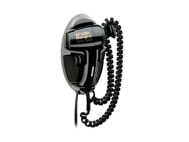 Andis Company 30765 A 1600w Hang-up Ionic with Light Dries Hair Faster