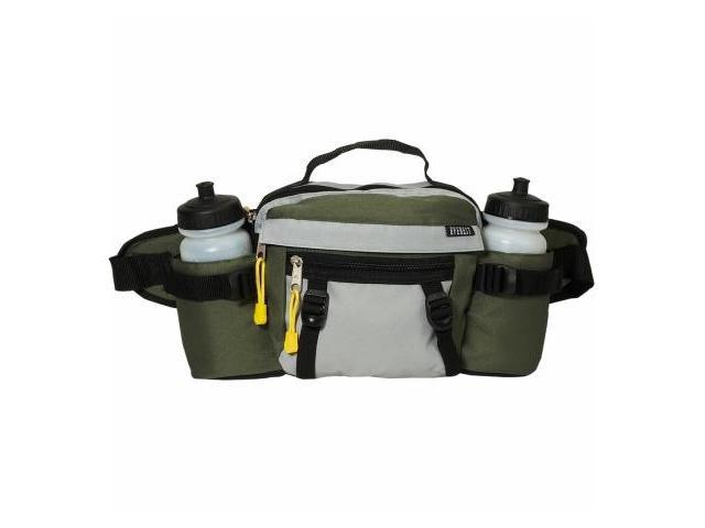 Everest BH16-MOS 10 in. Insulated Dual Squeeze Bottle Waist Pack