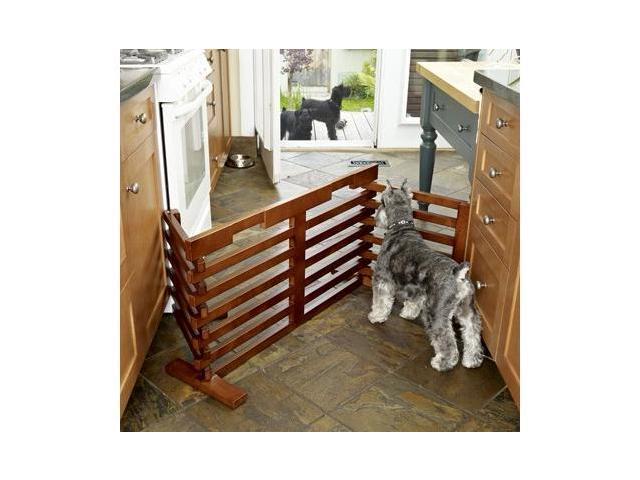 Merry Products MPL009 Hi Gate-N-Crate Folding Pet Gate