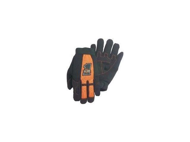 Harley-Davidson Hand Protection 582-HDMECH-1-S #1 Racing Mechanic'S Glove