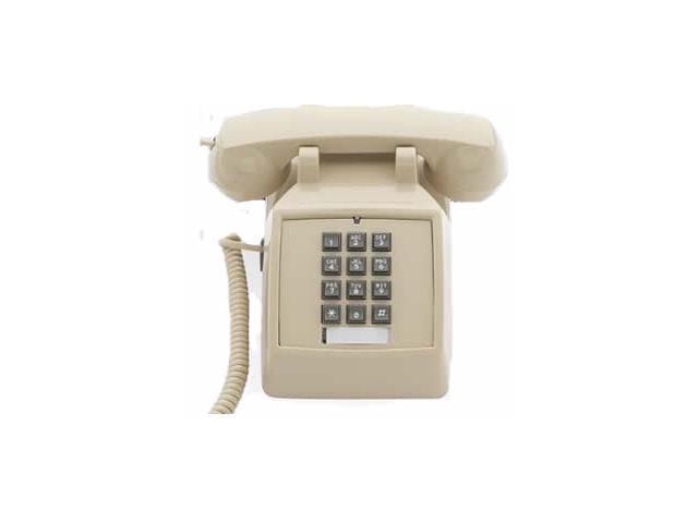 Scitec  Inc. Corded Telephone SCI-25101 Scitec 2510D-E Ash - No MW