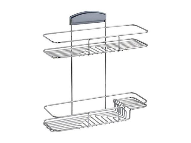 Better Living Products 13200 StorIt 2 Tier Stainless Steel Basket