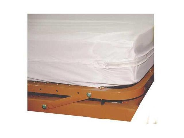 Complete Medical 7445 Mattress Covers- Zippered Bx-12