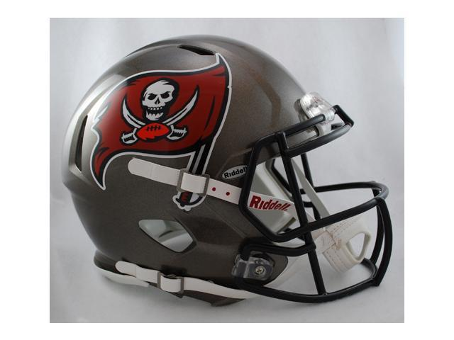 Creative Sports Enterprises RDRSA-BUCS Tampa Bay Bucs Riddell Speed Revolution Full Size Authentic Proline Football Helmet