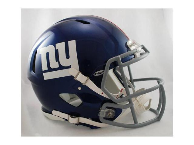 Creative Sports Enterprises RDRSA-GIANTS New York Giants Riddell Speed Revolution Full Size Authentic Proline Football Helmet