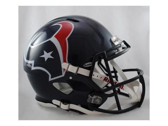 Creative Sports Enterprises RDRSA-TEXANS Houston Texans Riddell Speed Revolution Full Size Authentic Proline Football Helmet