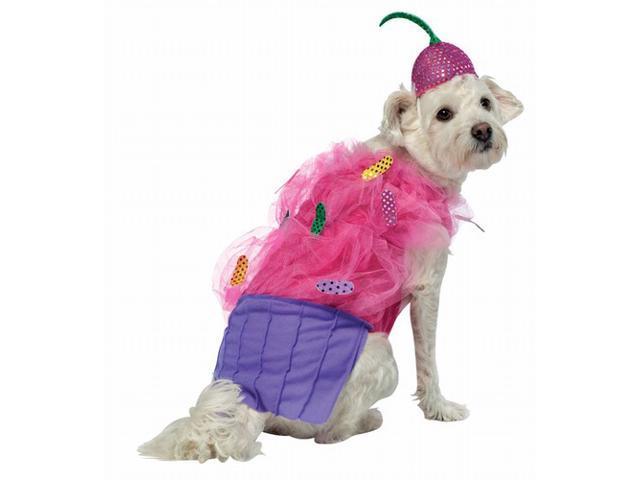 Rasta 5005-M Cupcake Dog Costume - Medium
