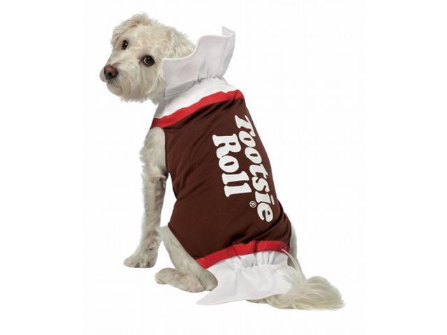 Rasta 4003-M Tootsie Roll Dog Costume - Medium
