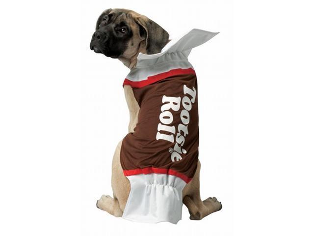 Rasta 4003-XL Tootsie Roll Dog Costume - X-Large