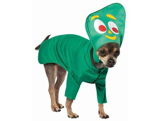 Rasta 4104-L Gumby Dog Costume - Large