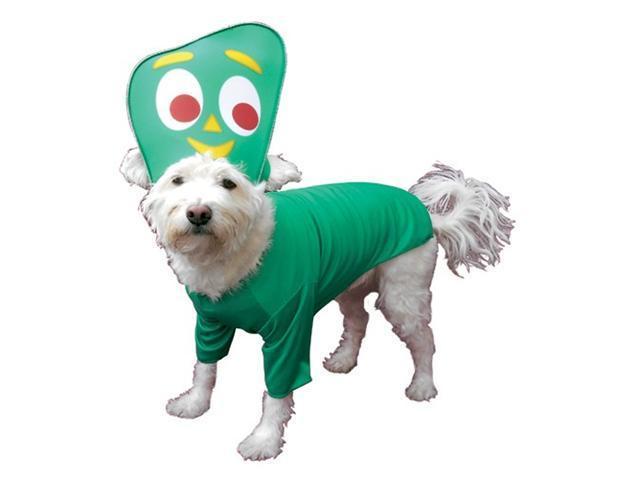 Rasta 4104-M Gumby Dog Costume - Medium