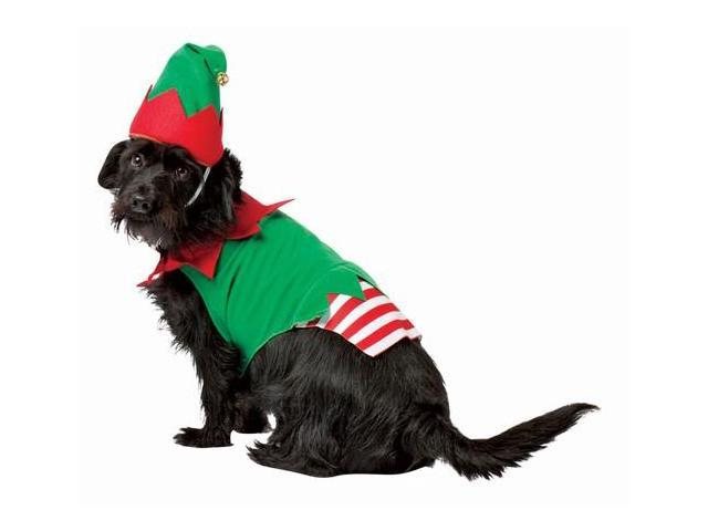 Rasta 5028-XS Elf Dog Costume - X-Small