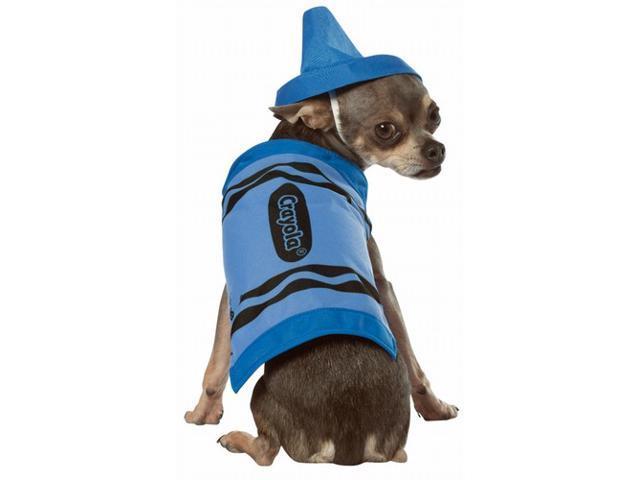 Rasta 4533-S CRY Blue Dog Costume - Small