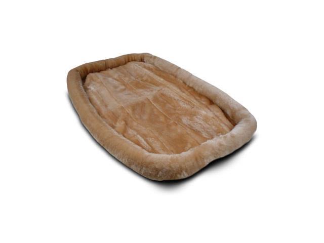 Majestic Pet 788995032304 30 in. Medium Crate Pet Bed Mat Honey