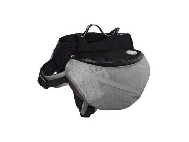Doggles BPEXLG-09 Large Extreme Backpack - Gray-Black