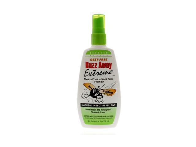 Quantum Health 56799 Buzz Away Extreme Spray