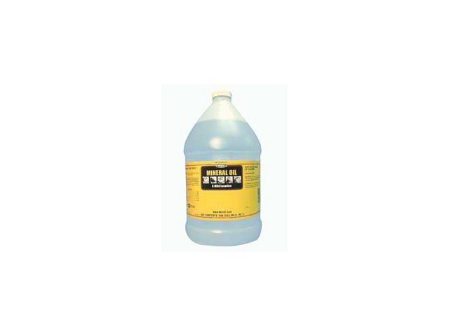 Durvet Mineral Oil Gallon - 01 1111202 -Pack of 4