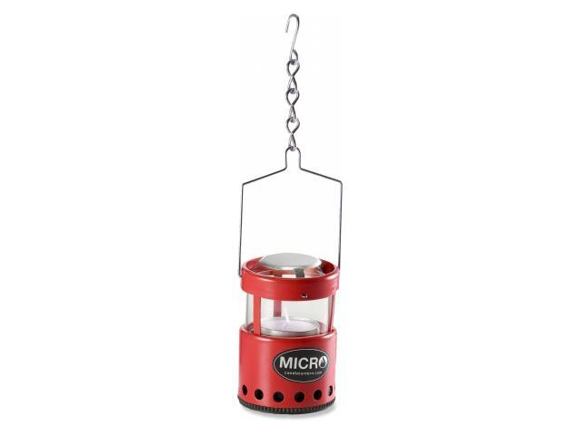 Uco 350379 Micro Candle Lantern - Red