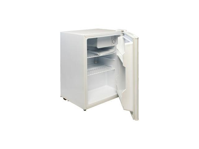 Magic Chef MCBR240W 2.4 CUBIC-FT Refrigerator - White