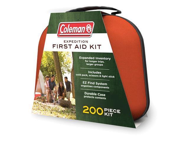 Coleman 372887 Coleman Expeditn First Aid Kit