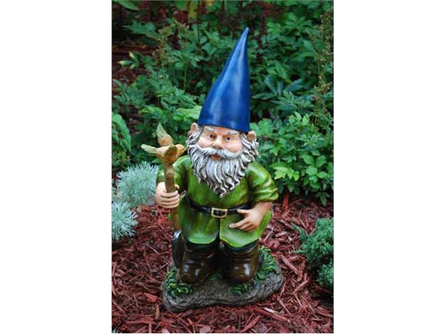 Echo Valley EV4193 Gardening Bobblehead Gnome